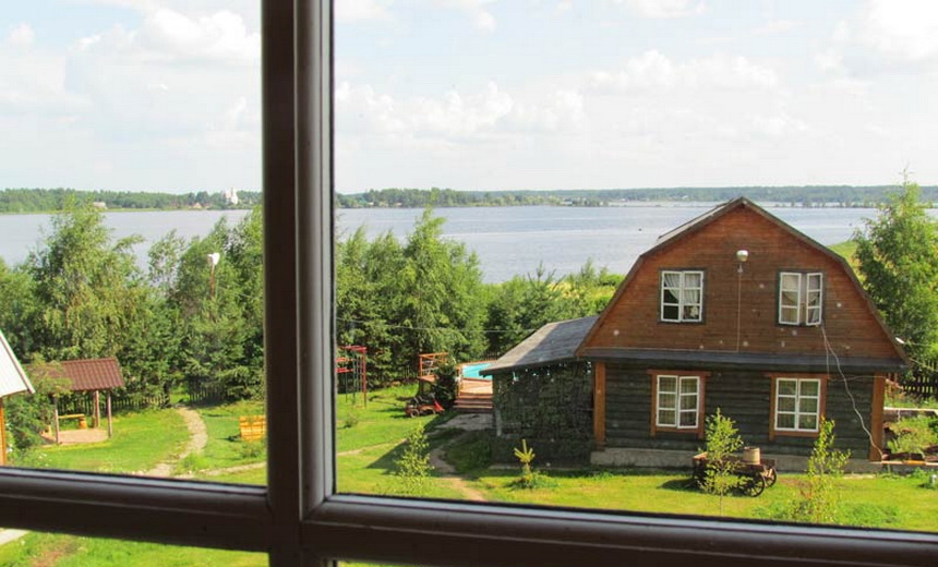 рыбацкая деревня климовск