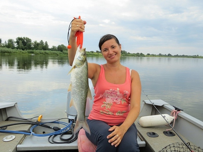 рыбалка в самарской области ветлянское